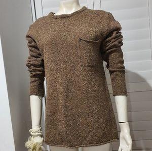 Vintage rip curl (cotton 60%) sweater